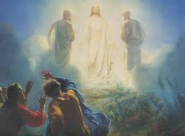 On the Mount of Transfiguration