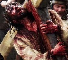 """He was wounded for our trangressions, bruised for our iniquities..."""