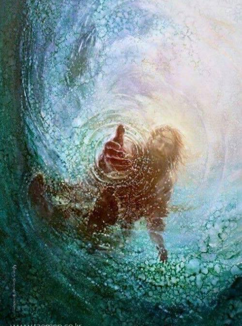 1AAA Jesus Reaches Down to Me