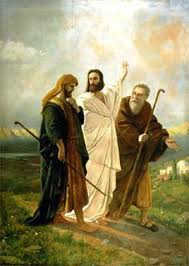 On the Emmaus Road- revealing His Living Word