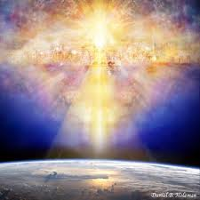 The New Jerusalem- Christ's Kingdom from Heaven soon touching Earth!