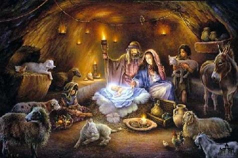 O' Holy Night... O' Night Divine!