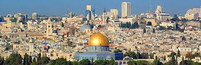 Jerusalem, Israel... soon to have a 3rd Temple