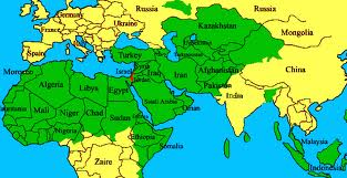 A tiny nation surrounded by adversaries