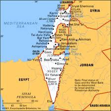 Modern Israel- Struggles for Survival