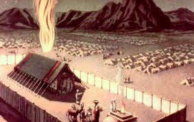 Moses' Tabernacle in the Wilderness