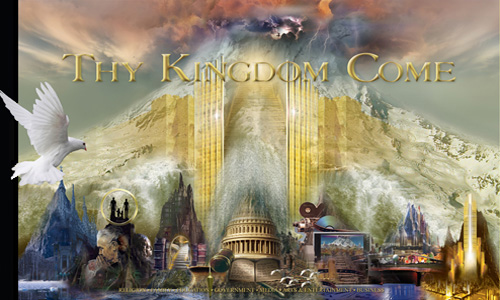 His Universal Empire with The New Jerusalem as His Throne!