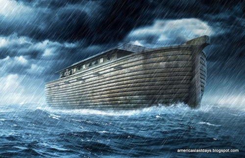"""As it was in the Days of Noah..."""