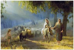 'The Seed of David' Compelled to go to Bethlehem to fulfill Prophecy