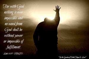 In Awe of His Amazing Grace!