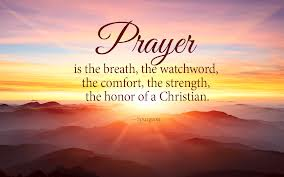 2 Chronicles 7:14 must be our Watch Word!