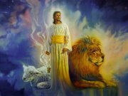 Lamb of GOD- Conquering Lion of Judah!