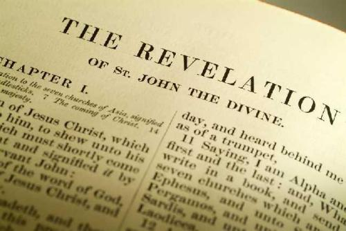 The Revelation of our LORD Jesus Christ given to the Apostle John...