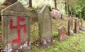 Satanic Antisemitism on the Rise Again in Europe!