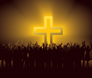 Gather At The Cross... And Cry Out To GOD For Mercy!