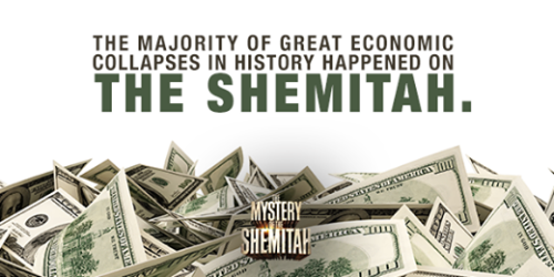 This IS a Shemitah Year- With the Final 'Release' Date in September 2015!