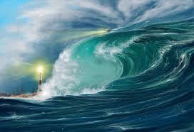 A Tsunami of His Presence & Glory!