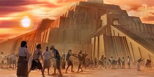 On the Plains of Shinar, the 'Mystery Babylon' Begins!