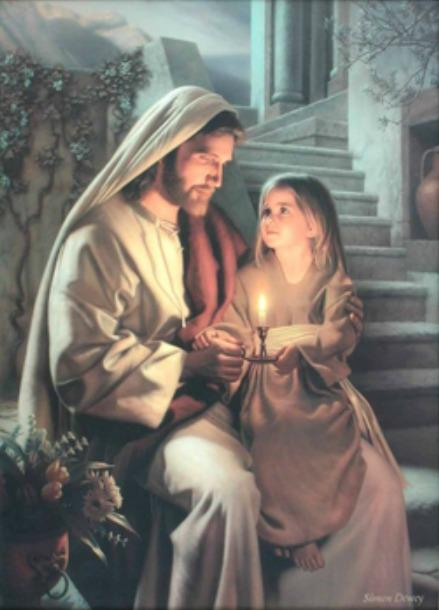 Light of the World... Light of All Children of The Kingdom