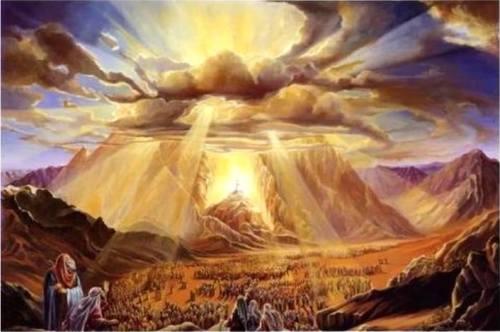 No Longer Mt. Sinai, But Mt. Zion (Hebrews 12:22-29)