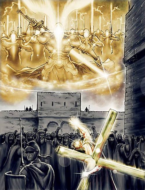 12 Legions Of Holy Angels- 'Stand Down'