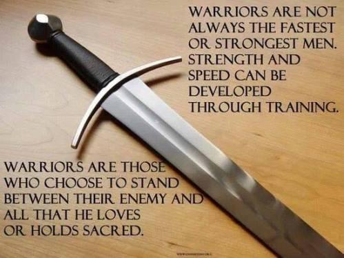 Sacred Warriors
