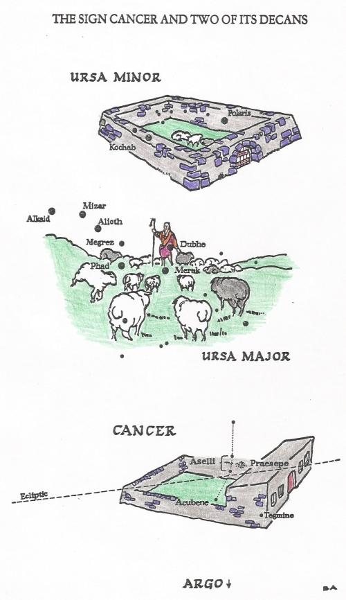 Zodiac 11- Cancer A